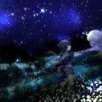 anges dans le ciel